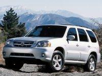 Mazda Tribute, 1 поколение [рестайлинг], Кроссовер, 2004–2008