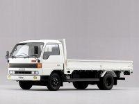 Mazda Titan, 3 поколение, Шасси 2-дв., 1989–1992