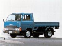 Mazda Titan, 2 поколение, Шасси 2-дв., 1980–1984