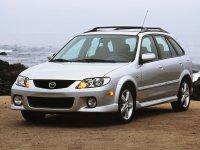 Mazda Protege, BJ [рестайлинг], Хетчбэк, 2000–2003