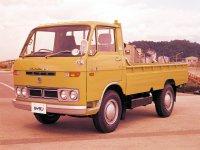 Mazda Titan, 1 поколение, Шасси 2-дв., 1971–1977