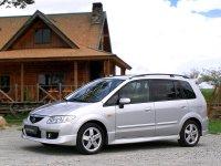 Mazda Premacy, 1 поколение [рестайлинг], Минивэн, 2001–2005