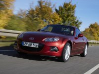 Mazda MX-5, NC [2-й рестайлинг], Купе родстер 2-дв., 2012–2016
