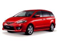 Mazda Premacy, 2 поколение [рестайлинг], Минивэн, 2007–2010