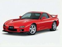 Mazda RX-7, 3 поколение [рестайлинг], Купе 2-дв., 2000–2002