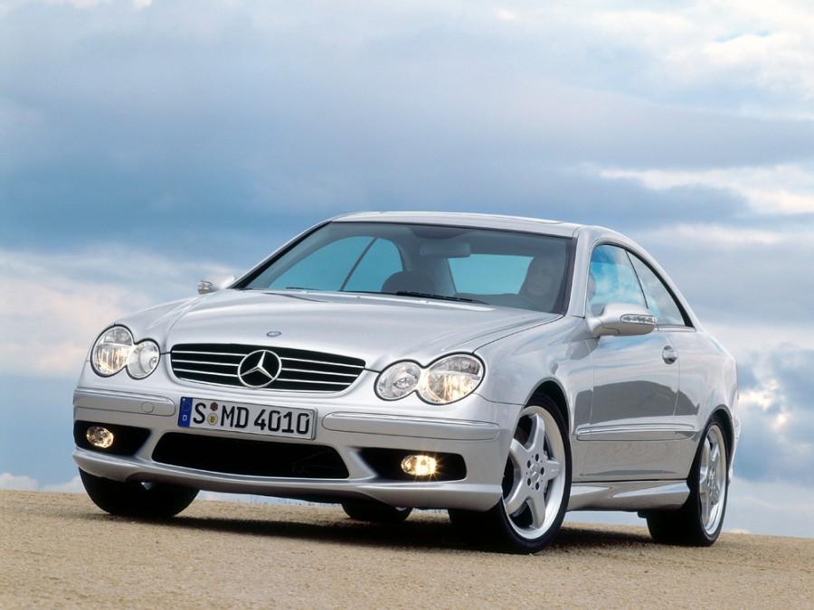 Mercedes CLK-Class, Бавлы