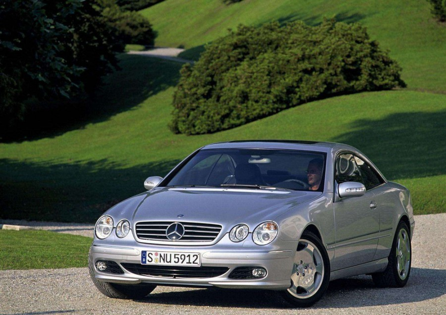 Mercedes CL-Class купе, 2002–2006, C215 [рестайлинг] - отзывы, фото и характеристики на Car.ru