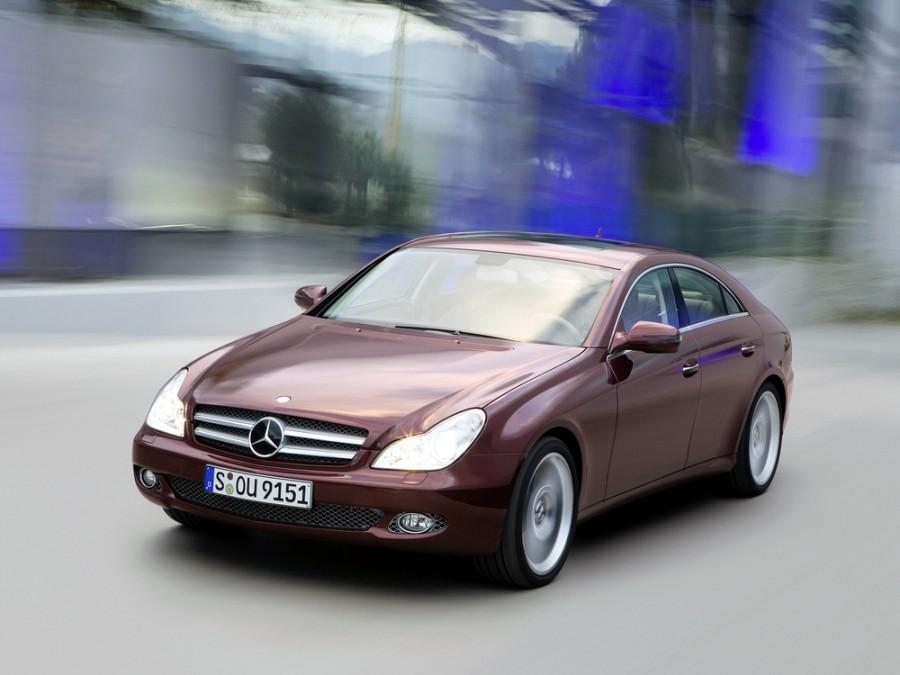 Mercedes CLS-Class седан, 2008–2010, C219 [рестайлинг] - отзывы, фото и характеристики на Car.ru