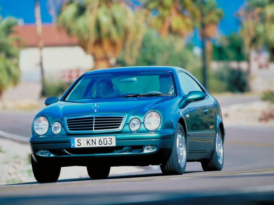 Mercedes CLK-Class купе, 1997–1999, W208/A208 - отзывы, фото и характеристики на Car.ru