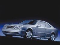 Mercedes CLK-Class, W208/A208 [рестайлинг], Купе, 1999–2003
