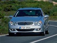 Mercedes CLK-Class, C209/A209 [рестайлинг], Купе, 2005–2010