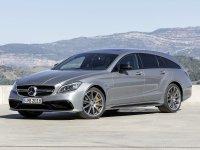 Mercedes CLS-Class, C218/X218 [рестайлинг], Amg shooting brake универсал 5-дв., 2014–2016