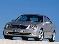 Mercedes CLK-Class, C209/A209, Купе, 2002–2005