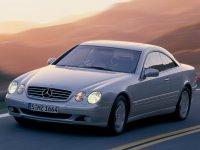 Mercedes CL-Class, C215, Купе 2-дв., 1999–2002