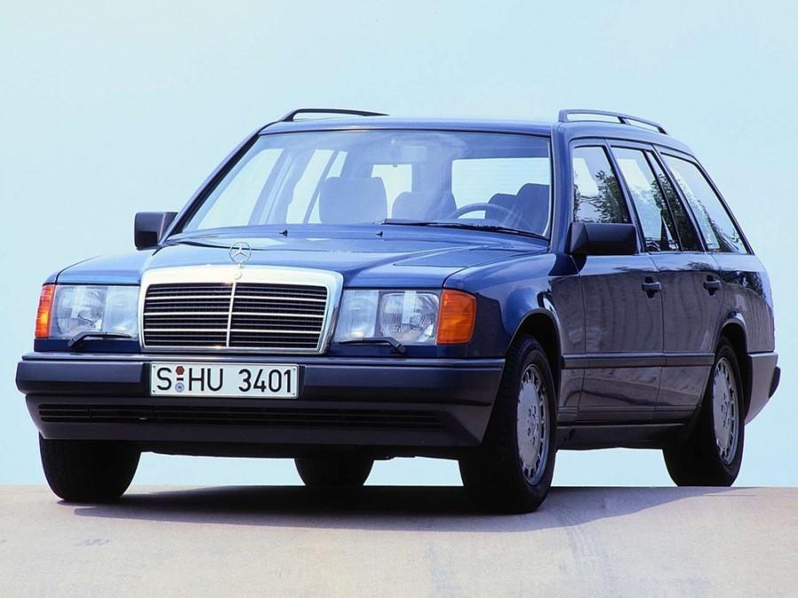 Mercedes E-Class универсал, 1985–1993, W124 - отзывы, фото и характеристики на Car.ru