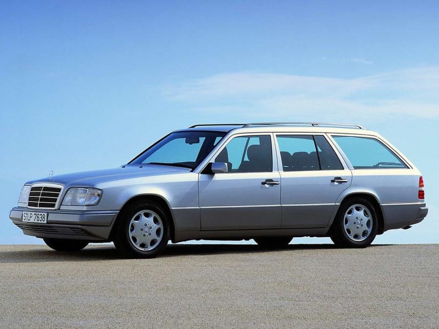 Mercedes E-Class универсал, 1993–1997, W124 [2-й рестайлинг] - отзывы, фото и характеристики на Car.ru