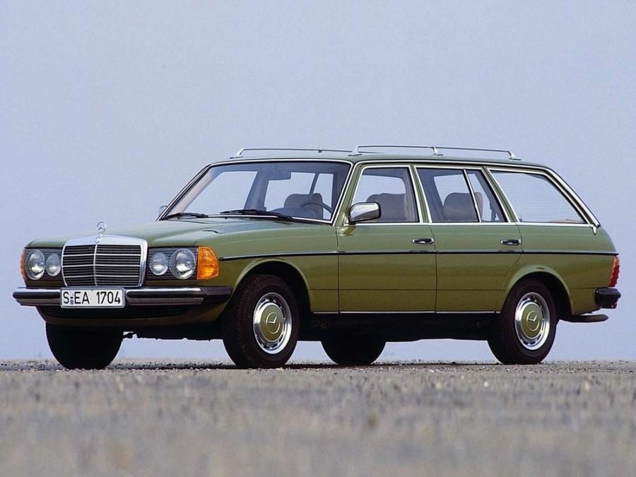 Mercedes E-Class универсал, 1975–1986, W123 - отзывы, фото и характеристики на Car.ru