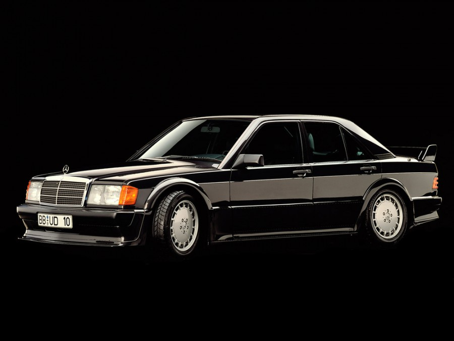 Mercedes C-Class 2.5-16 Evolution седан 4-дв., 1988–1993, W201 [рестайлинг] - отзывы, фото и характеристики на Car.ru