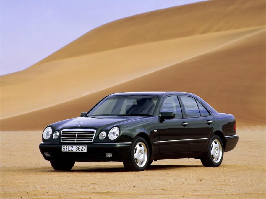 Mercedes E-Class седан 4-дв., 1995–1999, W210/S210 - отзывы, фото и характеристики на Car.ru