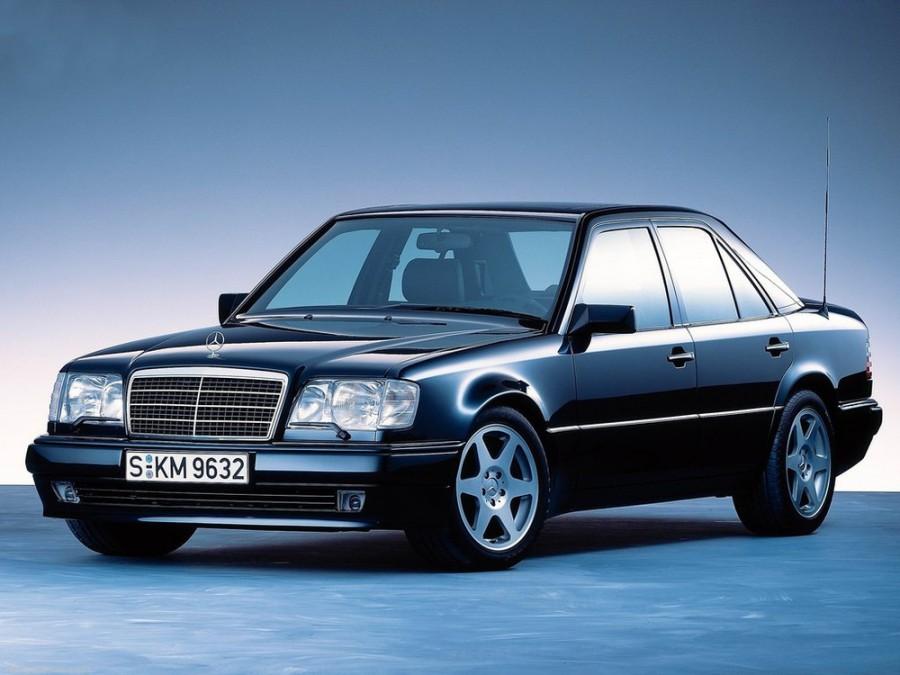 Mercedes E-Class Е500 седан, 1993–1997, W124 [2-й рестайлинг] - отзывы, фото и характеристики на Car.ru