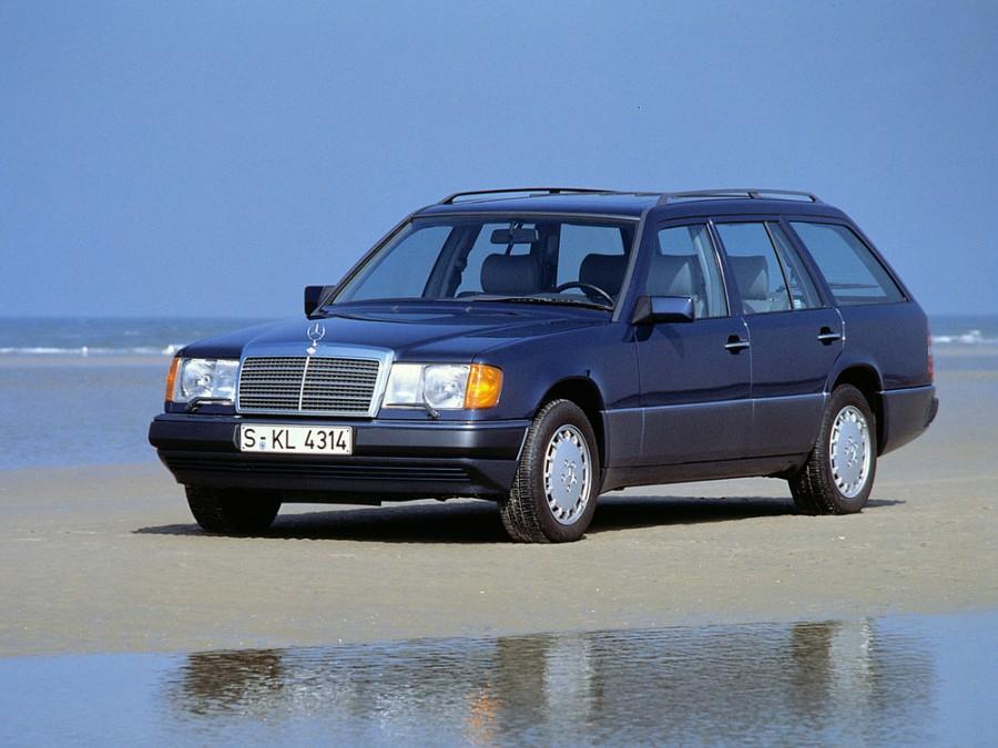 Mercedes E-Class универсал, 1989–1993, W124 [рестайлинг] - отзывы, фото и характеристики на Car.ru