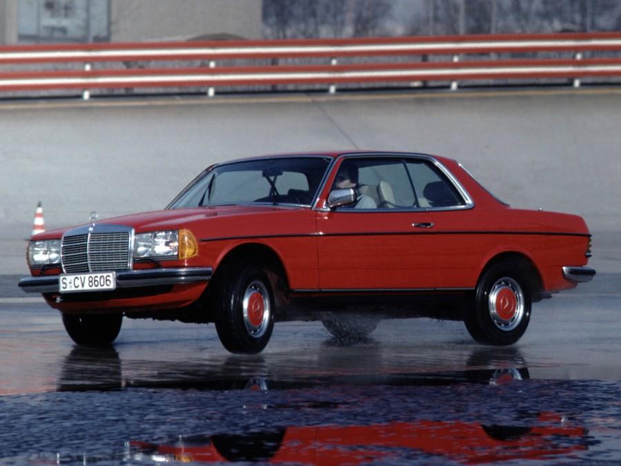 Mercedes E-Class купе 2-дв., 1975–1986, W123 - отзывы, фото и характеристики на Car.ru