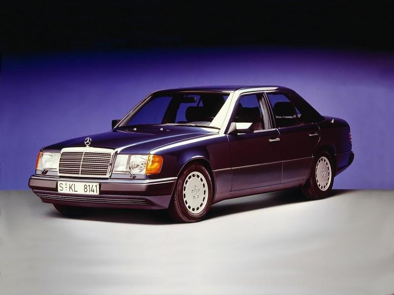 Mercedes E-Class седан 4-дв., 1989–1993, W124 [рестайлинг] - отзывы, фото и характеристики на Car.ru