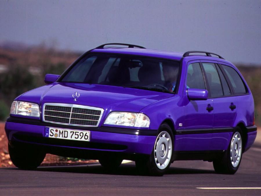 Mercedes C-Class универсал, 1993–1997, W202/S202 - отзывы, фото и характеристики на Car.ru