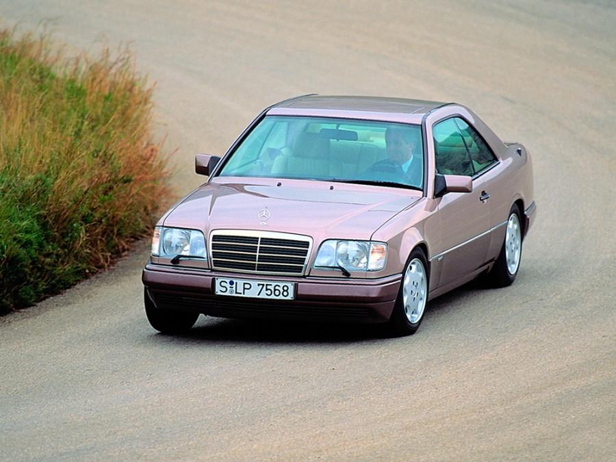 Mercedes E-Class купе 2-дв., 1993–1997, W124 [2-й рестайлинг] - отзывы, фото и характеристики на Car.ru
