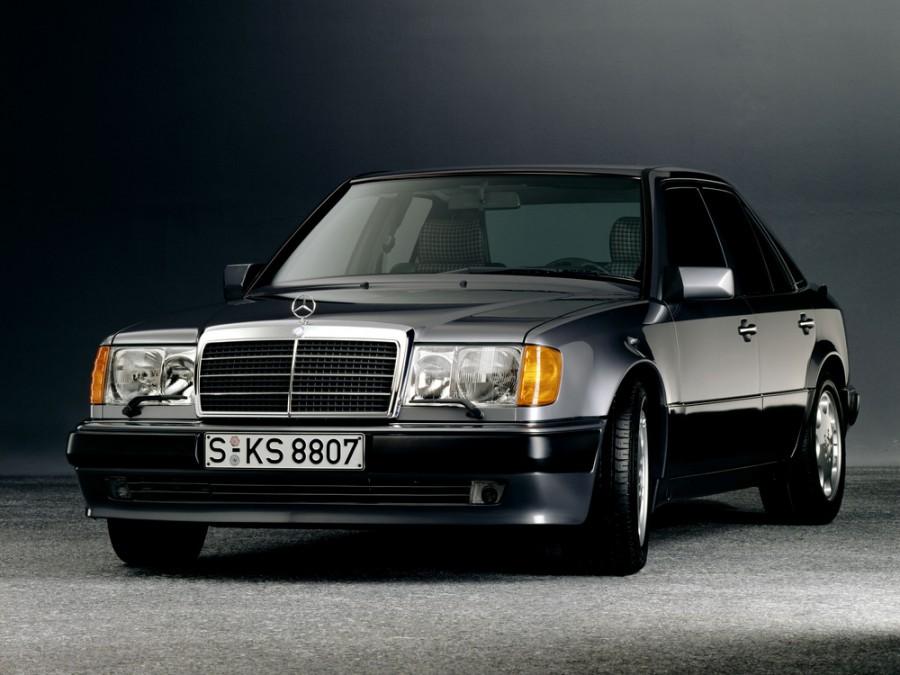 Mercedes E-Class 500E седан, 1989–1993, W124 [рестайлинг] - отзывы, фото и характеристики на Car.ru