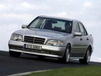 Mercedes C-Class, W202/S202, Amg седан 4-дв., 1993–1997