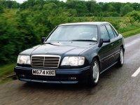 Mercedes E-Class, W124 [2-й рестайлинг], Amg седан 4-дв., 1993–1997