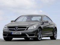 Mercedes CL-Class, C216 [рестайлинг], Amg купе 2-дв., 2010–2013