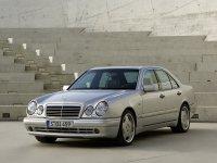 Mercedes E-Class, W210/S210, Amg седан 4-дв., 1995–1999