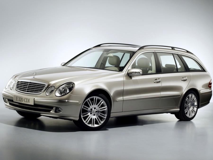 Mercedes E-Class универсал, 2002–2006, W211/S211 - отзывы, фото и характеристики на Car.ru