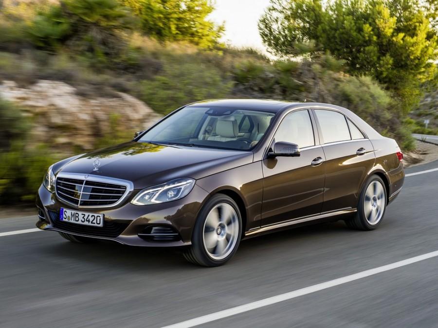 Mercedes E-Class седан 4-дв., 2013–2016, W212/S212/C207/A207 [рестайлинг] - отзывы, фото и характеристики на Car.ru