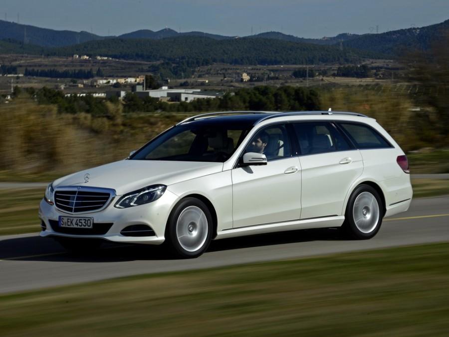 Mercedes E-Class универсал 5-дв., 2013–2016, W212/S212/C207/A207 [рестайлинг] - отзывы, фото и характеристики на Car.ru
