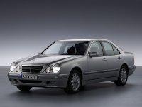 Mercedes E-Class, W210/S210 [рестайлинг], Седан, 1999–2002