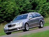 Mercedes E-Class, W211/S211, Amg универсал 5-дв., 2002–2006