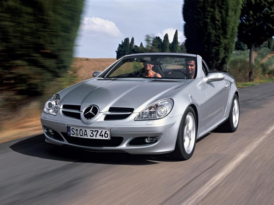 Mercedes SLK-Class родстер, 2004–2008, R171 - отзывы, фото и характеристики на Car.ru