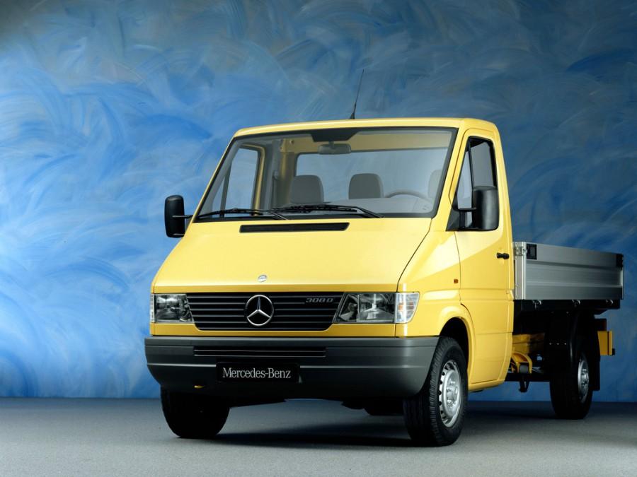 Mercedes Sprinter борт, W901-905 - отзывы, фото и характеристики на Car.ru