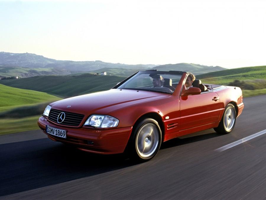 Mercedes SL-Class родстер 2-дв., 1998–2001, R129 [2-й рестайлинг] - отзывы, фото и характеристики на Car.ru