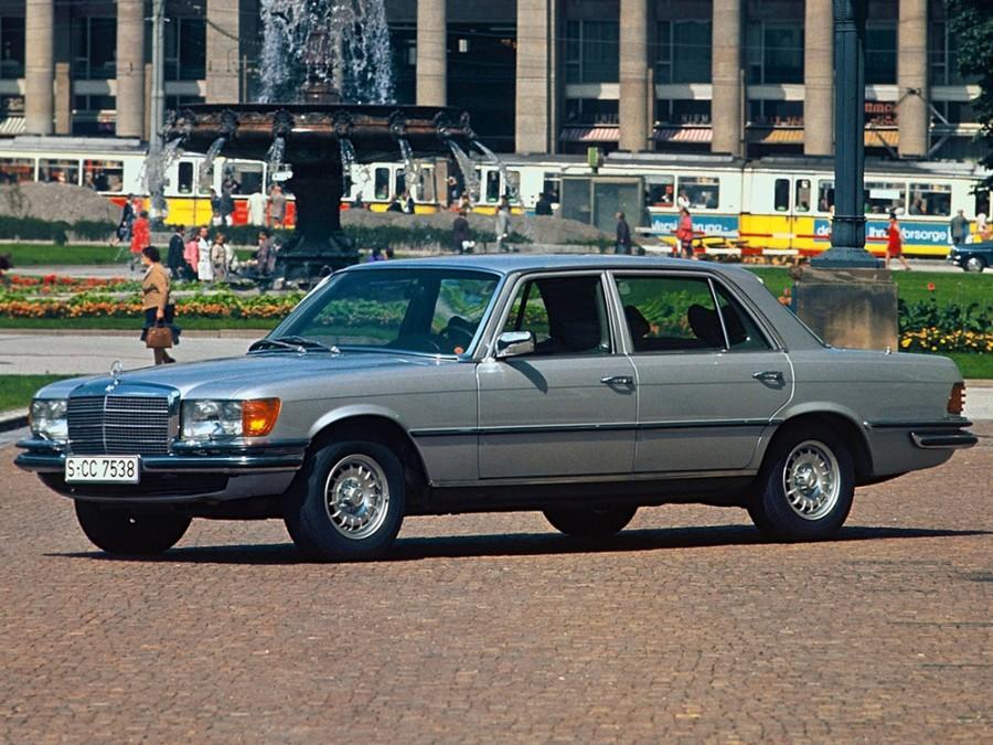 Mercedes S-Class седан, 1972–1980, W116 - отзывы, фото и характеристики на Car.ru