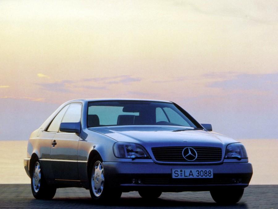 Mercedes S-Class купе, 1991–1993, W140/C140 - отзывы, фото и характеристики на Car.ru