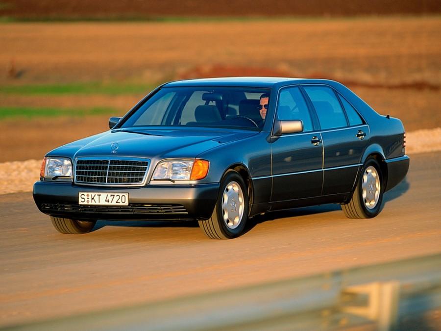 Mercedes S-Class седан, 1991–1993, W140/C140 - отзывы, фото и характеристики на Car.ru