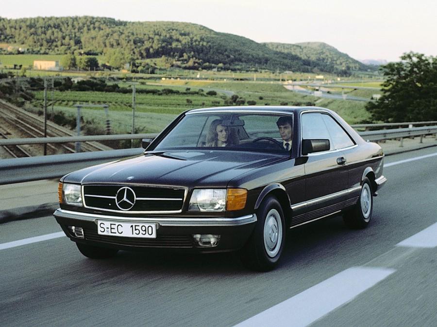 Mercedes S-Class купе, 1979–1985, W126 / C126 - отзывы, фото и характеристики на Car.ru