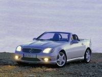Mercedes SLK-Class, R170 [рестайлинг], Amg родстер 2-дв., 2000–2004