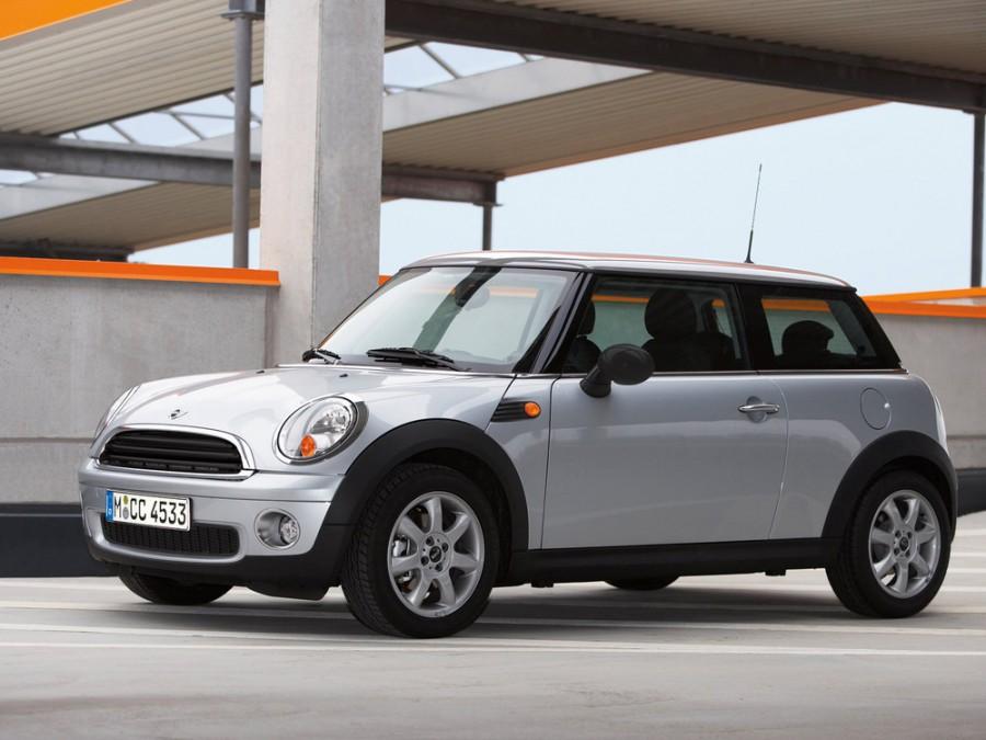 Mini One хетчбэк, 2 поколение - отзывы, фото и характеристики на Car.ru