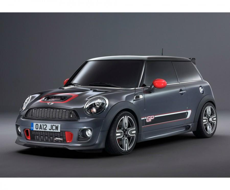 Mini Cooper GP хетчбэк 3-дв., 2006–2014, Cooper - отзывы, фото и характеристики на Car.ru