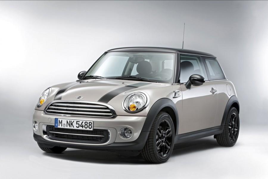 Mini One хетчбэк 3-дв., 2010–2014, 2 поколение [рестайлинг] - отзывы, фото и характеристики на Car.ru